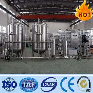 Sistema de purificación de tratamiento de agua Filtro de carbón activo