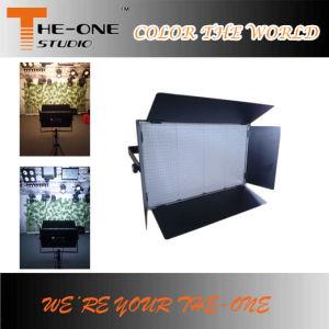 1500 PC Studio fotografía de alta potencia de iluminación LED