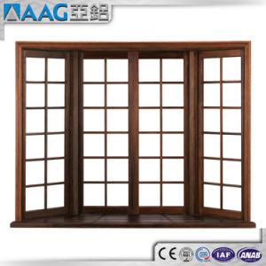O alumínio/Portas de alumínio e janela como o design do cliente