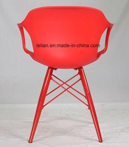 スタックする庭の家具(LL-0048A)のためのPPアーム椅子を