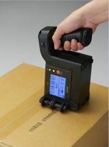 小型携帯用手持ち型のインクジェット・プリンタ(Anser U2)