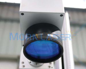 máquina de marcação a laser de fibra 3D para metal/plástico/Tag/Chaveiros/Pen