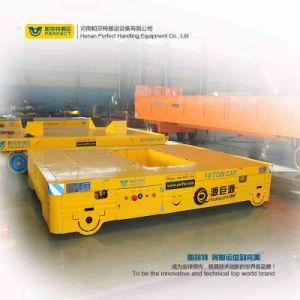 大きい鋼鉄表の製鉄所の企業のための物質的な移動車