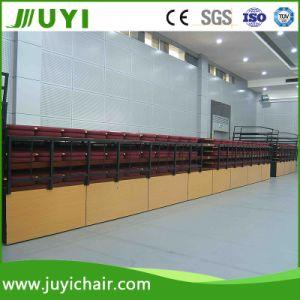Jy-768r nagelneues einziehbares Bleacher-Lagerungs-System durch kundenspezifische Größe