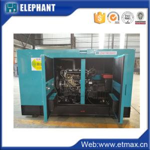 Generatore qualità ed ultra silenzioso 66kVA 60kVA Quanchai del diesel