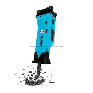 Cthb Yantai preço de fábrica Caixa de escavadeira silenciado tipo martelo hidráulico