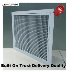 Difusor de HVAC alumínio Engradado de ovo de retorno do radiador de aquecimento