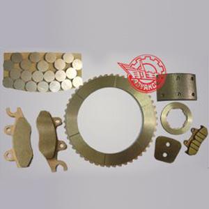 Material de fricção Copper-Base seco