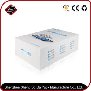 Boîte d'emballage en carton personnalisées pour les produits de soins de santé