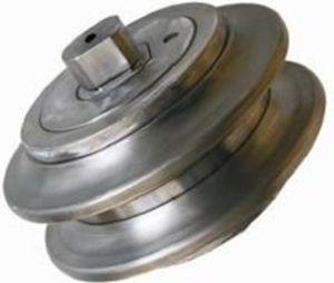 AISI D2 D-2 (SKD11、SKD-11、1.2379、X155CrVMo12-1、X160CrMoV121)は鍛造材鋼鉄盾のトンネルを掘る機械カッターTBMのカッターの切断のリングを造った