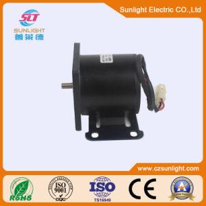 24V/12V/36V/180V/220V 80mm DC Motor de cepillo