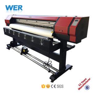 La Impresora de Sublimación de Tinte Más Barata de las Cabezas de Impresora Dx5 del Precio el 1.6m