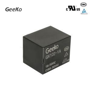Relés de GK102-1Geeko 10 a 250 VAC la/G5G5LC pin a pin terrón de azúcar el relé