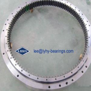 Четыре точки контакта подшипника поворотного кольца с внутренней шестерни (РКС). 062.20.0644)