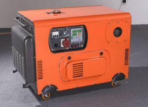 15kVA空気Cooled Silent Type Diesel Generator (WS15000LTA/LTA3)