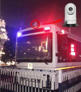 2.0MP 20XのズームレンズCMOS HD IRの手段IP CCTVのカメラ