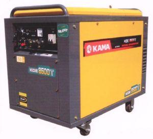 Diesel KAMA 6.0kw Generator KDE8500T