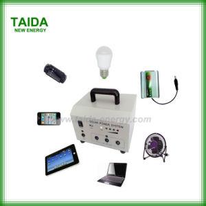 Système d'éclairage solaire multifonction pour la maison de l'électricité