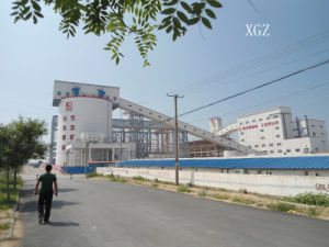 Estrutura de fabricação de aço do prédio prefabricadas