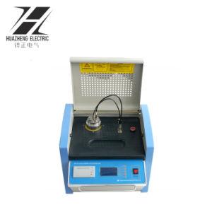 IEC標準自動洗浄オイルのタンのデルタキャパシタンステストセット