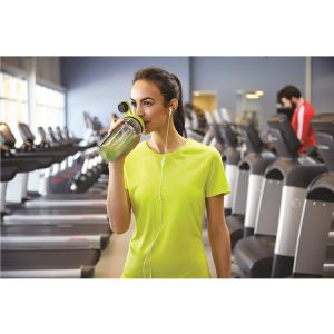 20 унцию пластиковые спортивных фитнес-белка вибрационное сито воды пить расширительного бачка