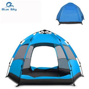 Bluebay 3-4 personne étanche au vent Pop up instantanée tente dôme de la plage de la famille Logement