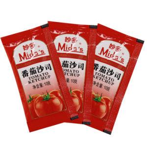Китай лучших Макдональдс 10g томатный соус из свежих томатов поставщика
