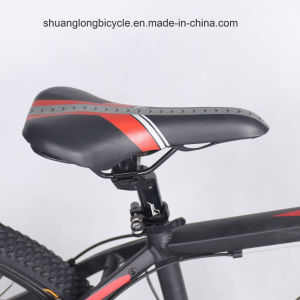 合金フレームのディスクブレーキ24speedの自転車のマウンテンバイク(9635)