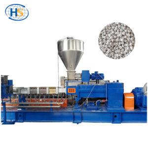 350 кг/ч полимерная карбоната кальция двойной головкой машины для использования инженерных материалов