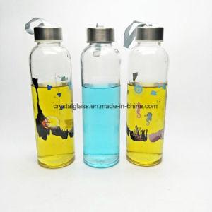 Soem-Abziehbild-Drucken-Getränk-Glasverpackungs-Flaschen