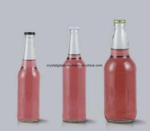 Limpar garrafas de vidro para embalagem de alta de refrigerantes, por exemplo sodas cerveja