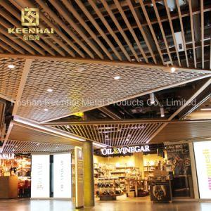 Matériaux de construction composite en aluminium de plafond décoratif (KH-MC-U11)