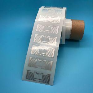 RFID UHF personalizado contra la falsificación de Etiqueta para equipaje de mano