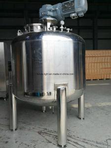 2000 de Beklede Stoom die van de liter Mengt Tanks verwarmen