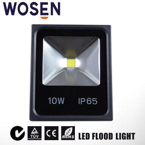 セリウム(PJ1108)が付いている屋外IP65 10W LEDの洪水ライト