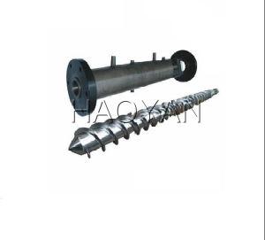 Battenfeld 90-28/90-28 husillo y cilindro doble paralelo el tornillo de Battenfeld barril para tubería de PVC / 90-28 Battenfeld de doble tornillo