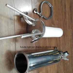 Grau alimentício sanitários em aço inoxidável do alojamento do filtro de cartucho