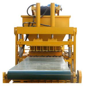 Bloco de tijolos de intertravamento hidráulico da máquina de moldagem para venda