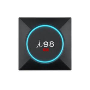 I98 het Androïde Vakje van TV 7.1.2 met Amlogic S912 van Spaanders 2GB Ram/16gb- ROM met LEIDENE Lichte Veranderlijke 2.4GHz WiFi Steun 4K HD