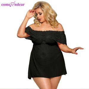 Venta caliente regordeta Mujer Plus Size madura sexy lingerie