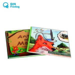 フルカラーの子供の子供の物語の本の印刷