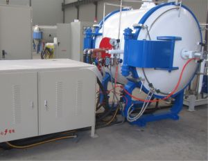 誘導加熱の真空の熱処理の焼結炉