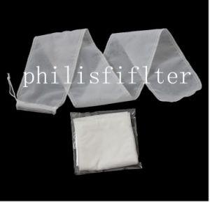 La aprobación del FDA de poliéster/malla de nylon jugo de frutas, té/café bolsas filtrantes