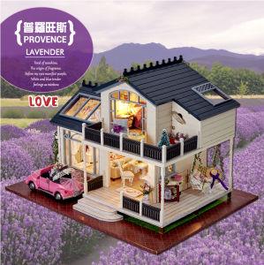 DIY Cuteroom Doll House Dom Miniaturas um-032