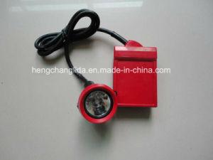 再充電可能なLEDのヘッドライトの安全灯LED抗夫の帽子ランプ