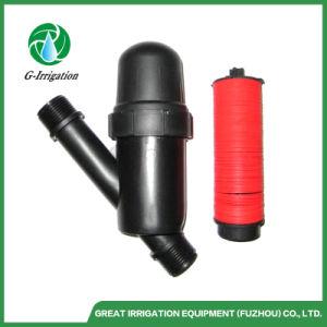 Micro tipo di irrigazione Y del filtro a disco di irrigazione - filtro da acqua da 2 pollici