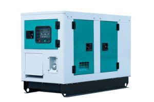 leises Dieselset des generator-150kw angeschalten durch Cummins Engine
