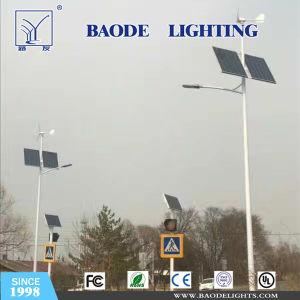 Baode steekt de Openlucht LEIDENE ZonnePrijs van de Straatlantaarn 30W-200W aan
