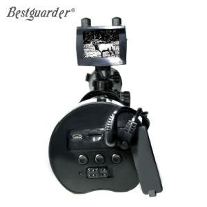 Bestguarder Digital montado en el ámbito de aplicación del sistema de visión nocturna con 4,3'' o pantalla LCD de 2,4''.