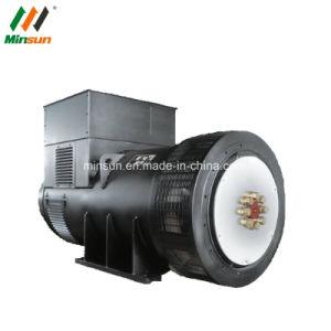 50Hz 60HzのブラシレスコピーのStamford発電機のための二重ベアリング交流発電機